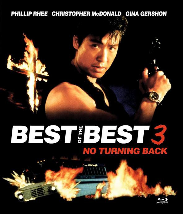 Best of the Best 3 - No Turning Back [Blu-ray]