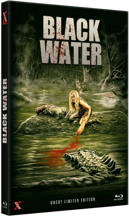 Black Water - Große Hartbox [Blu-ray]