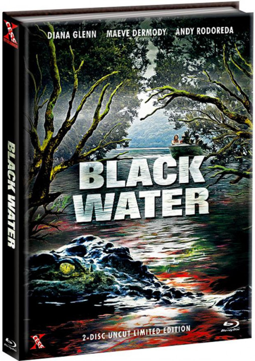 Black Water - Mediabook - Cover B [Bluray+DVD]