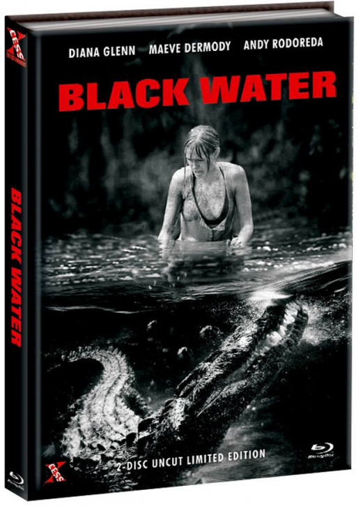 Black Water - Mediabook - Cover D [Bluray+DVD]