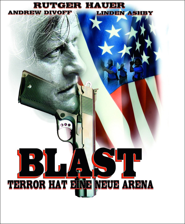 Blast - Limited Mediabook Edition - Cover A [Blu-ray+DVD]