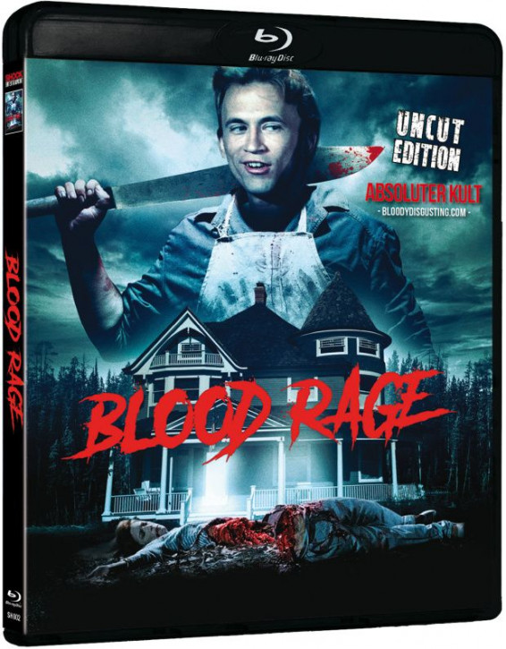 Blood Rage (Uncut) [Blu-ray]