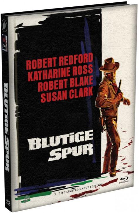 Blutige Spur - Mediabook [Blu-ray]