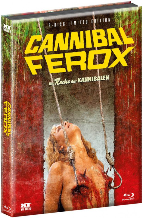 Cannibal Ferox - Limited Edition [Blu-ray+DVD]