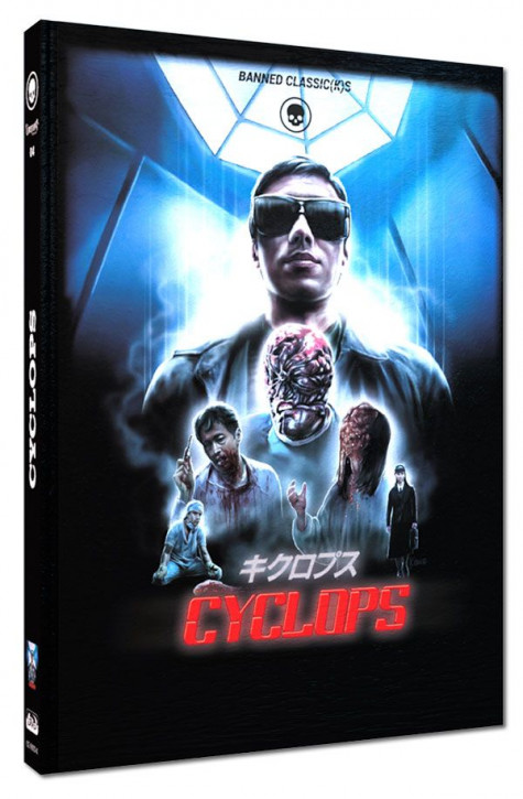 Cyclops - Limited Mediabook Edition - Cover A [Blu-ray+DVD]