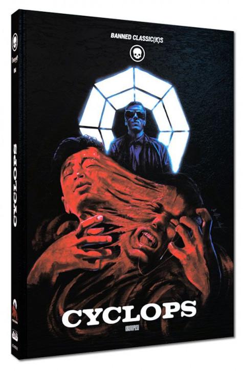 Cyclops - Limited Mediabook Edition - Cover B [Blu-ray+DVD]