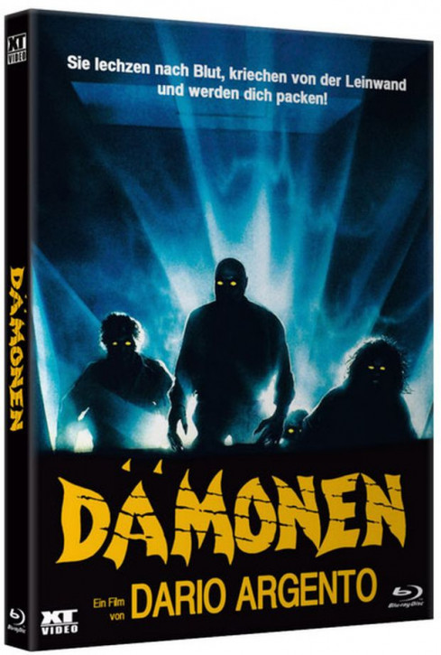 Dämonen - HD Kultbox [Blu-ray]
