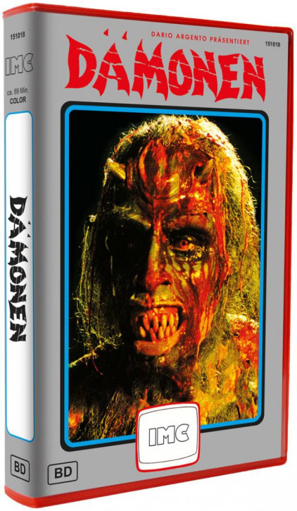 Dämonen - IMC-Redbox [Blu-ray]