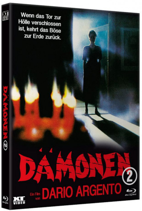 Dämonen 2 - HD Kultbox [Blu-ray]