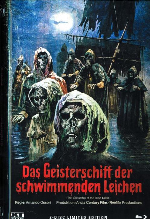 Das Geisterschiff der schwimmenden Leichen - Große Hartbox [Blu-ray]