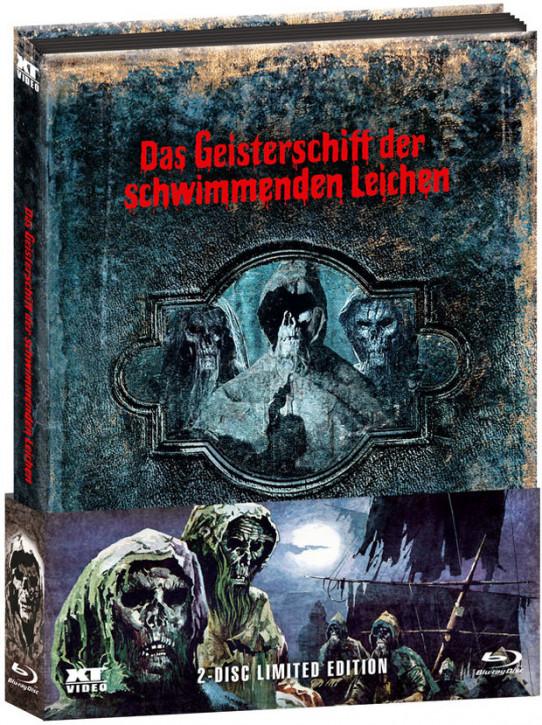 Das Geisterschiff der schwimmenden Leichen - Limited Edition [Blu-ray+DVD]
