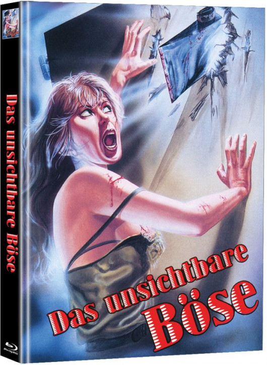 Das unsichtbare Böse - Limited Mediabook Edition  (Super Spooky Stories #95) [Blu-ray]