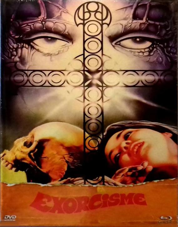 Exorcisme (Der Sadist von Notre-Dame) - Eurocult Collection #002 - Mediabook - Cover M [Blu-ray+DVD]