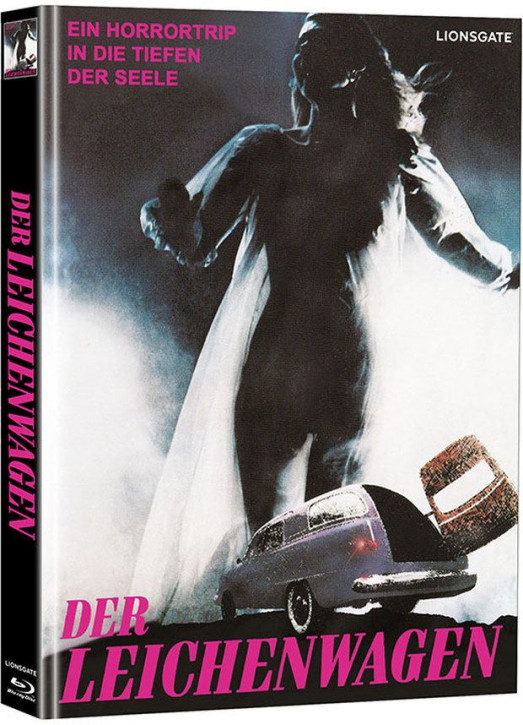 Der Leichenwagen - Limited Mediabook Edition (Super Spooky Stories #98) [Blu-ray+DVD]