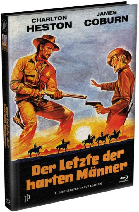 Der Letzte der harten Männer - Mediabook [Blu-ray]