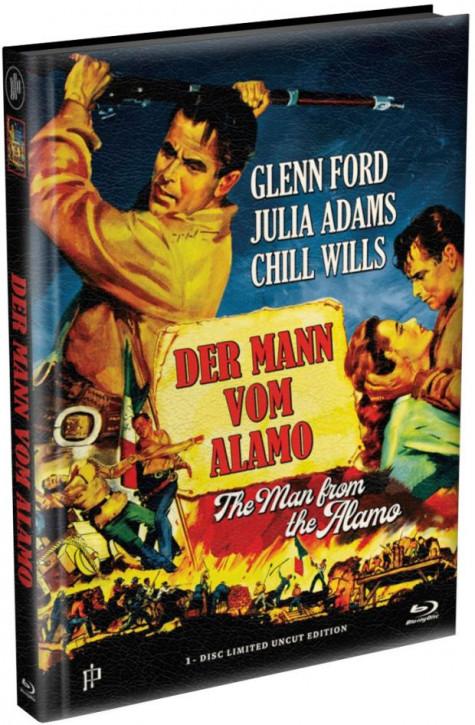 Der Mann vom Alamo - Mediabook [Blu-ray]