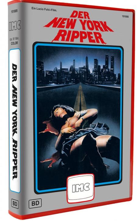 Der New York Ripper - IMC-Redbox [Blu-ray]