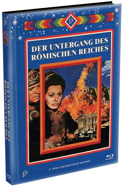 Der Untergang des Römischen Reiches - Mediabook [Blu-ray]