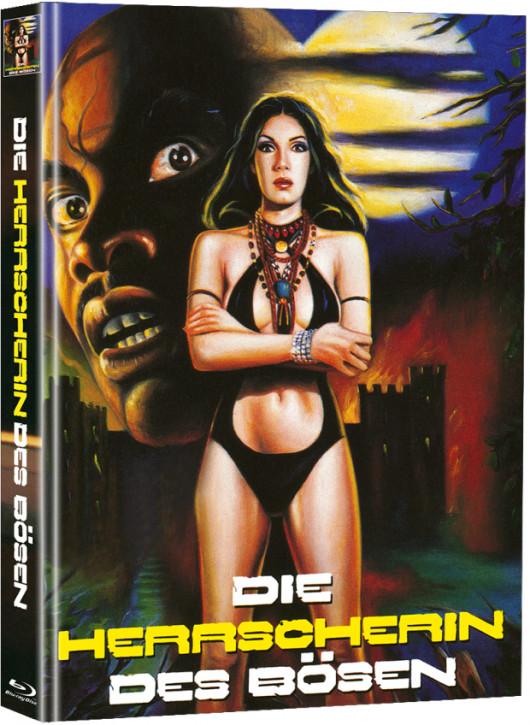 Die Herrscherin des Bösen - Limited Mediabook Edition (Super Spooky Stories #67) [DVD]