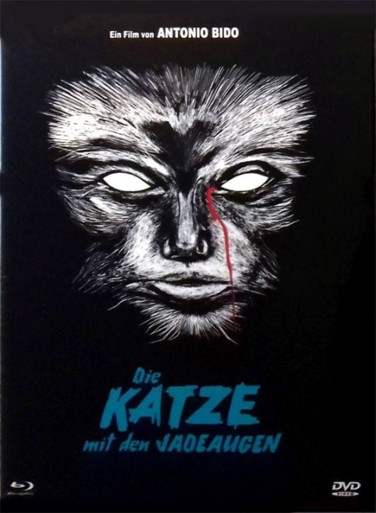 Die Katze mit den Jadeaugen - Eurocult Collection #033 - Mediabook - Cover E [Blu-ray+DVD]