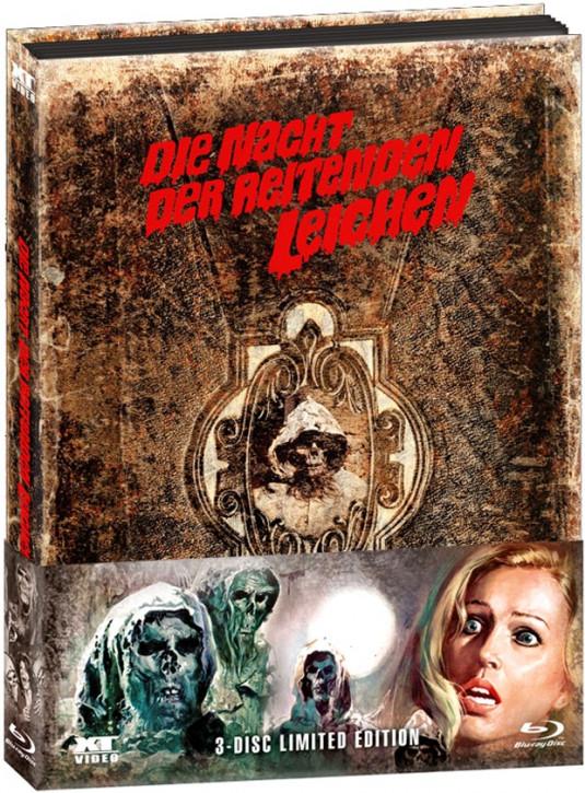 Die Nacht der reitenden Leichen - Limited Edition [Blu-ray+DVD]