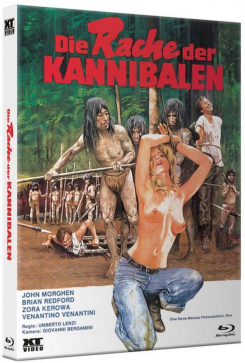 Die Rache der Kannibalen - HD Kultbox [Blu-ray]