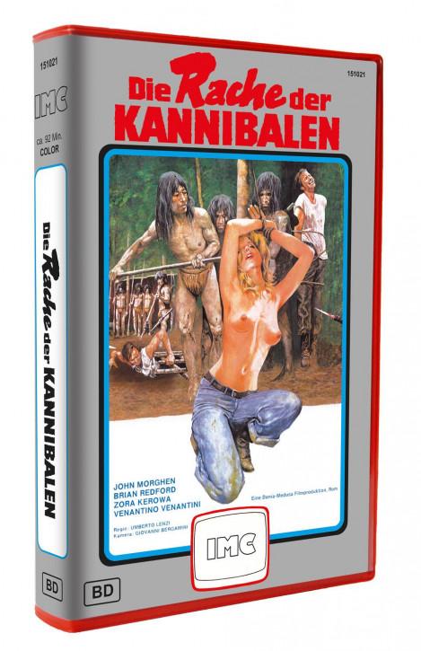 Die Rache der Kannibalen - IMC-Redbox [Blu-ray]
