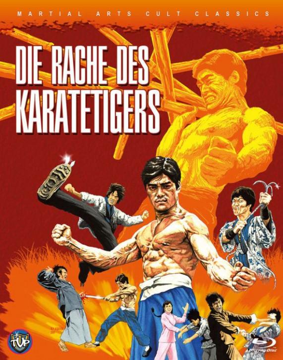 Die Rache des Karatetigers - BD Hartbox [Blu-ray]