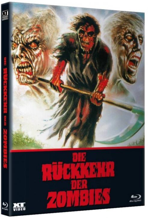 Rückkehr der Zombies - HD Kultbox [Blu-ray]