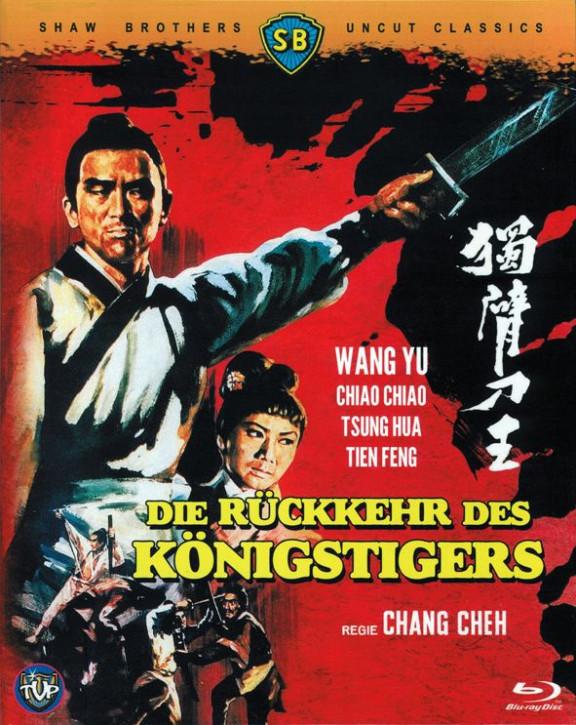 Die Rückkehr des Königstigers - BD Hartbox [Blu-ray]