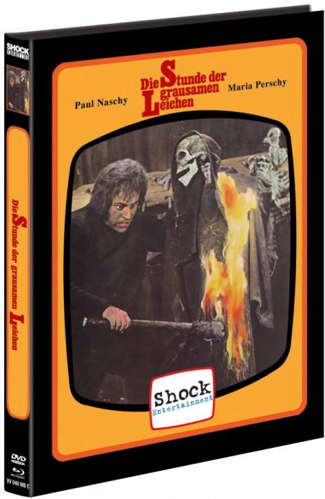 Die Stunde der grausamen Leichen - Mediabook - Cover C [Blu-ray+DVD]