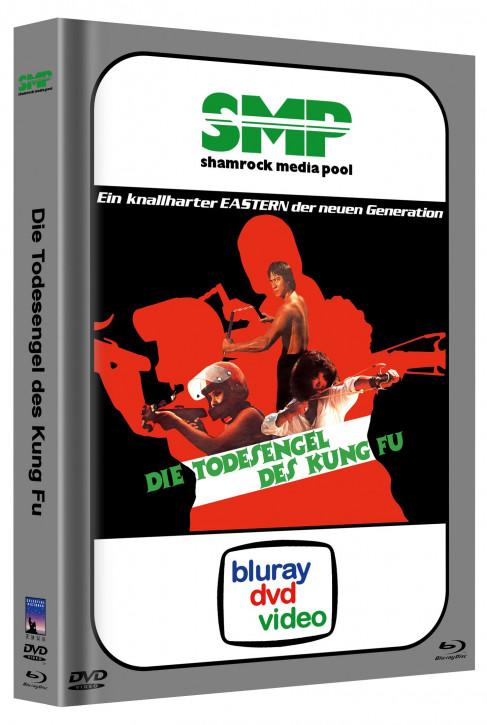 Die Todesengel des Kung Fu - Cover C [Blu-ray+DVD]