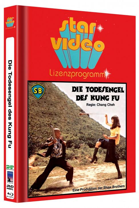 Die Todesengel des Kung Fu - Cover D [Blu-ray+DVD]
