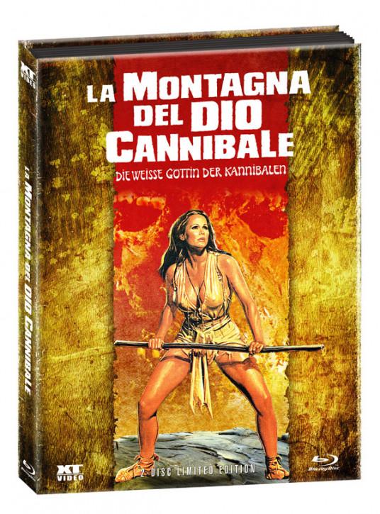 Die weisse Göttin der Kannibalen - Limited Edition [Blu-ray+DVD]