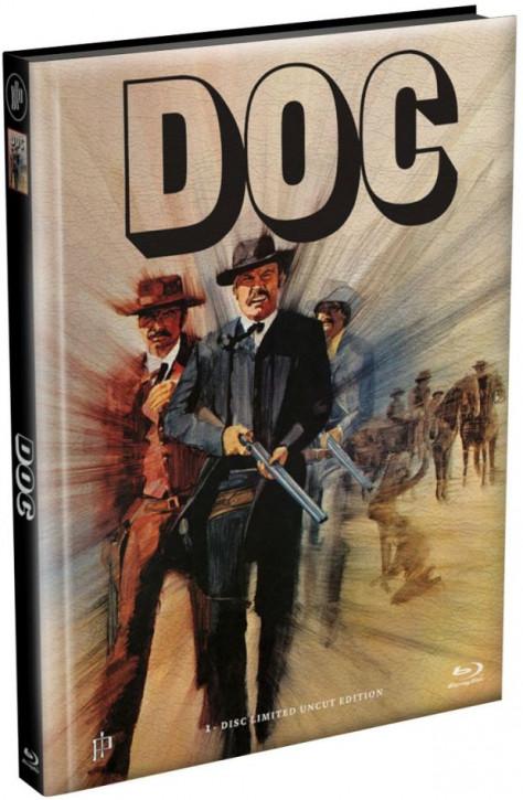 Doc - Mediabook [Blu-ray]