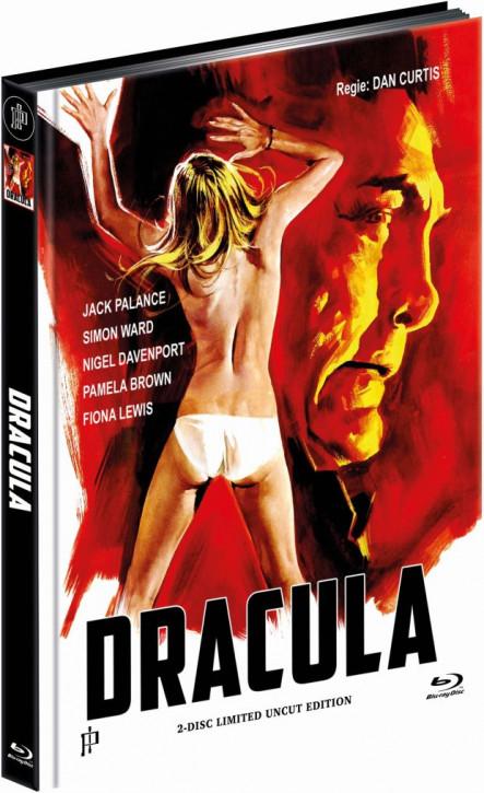 Dracula - Mediabook - Cover A [Blu-ray+DVD]