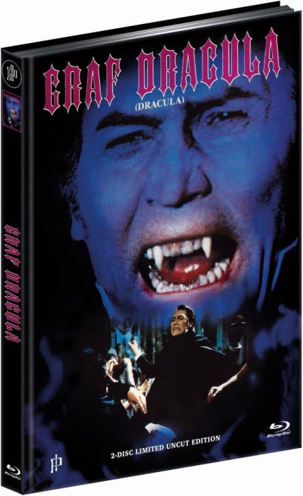 Dracula - Mediabook - Cover B [Blu-ray+DVD]