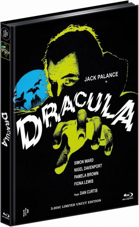 Dracula - Mediabook - Cover C [Blu-ray+DVD]