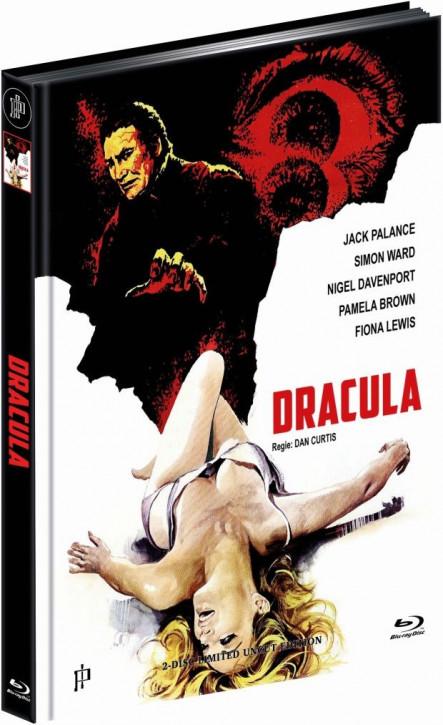 Dracula - Mediabook - Cover D [Blu-ray+DVD]