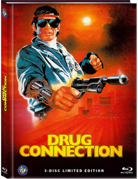A Man from Holland (Drug Con.) - Limited Edition- Cover A [Blu-ray+DVD]