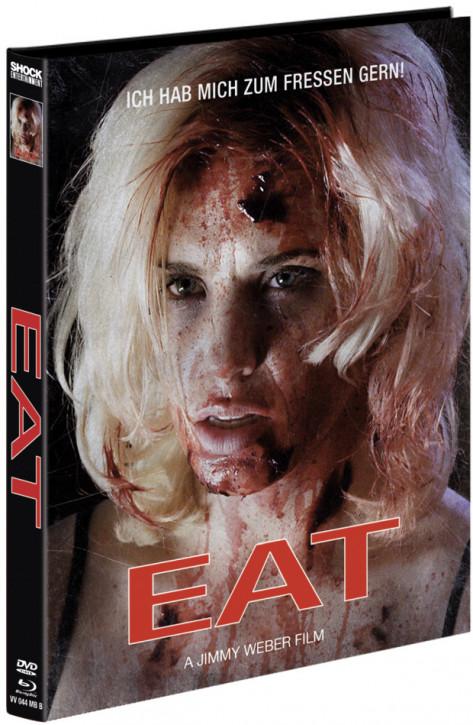 Eat - Mediabook - Cover B [Blu-ray+DVD]