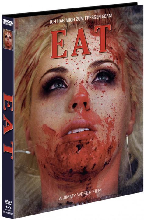 Eat - Mediabook - Cover C [Blu-ray+DVD]