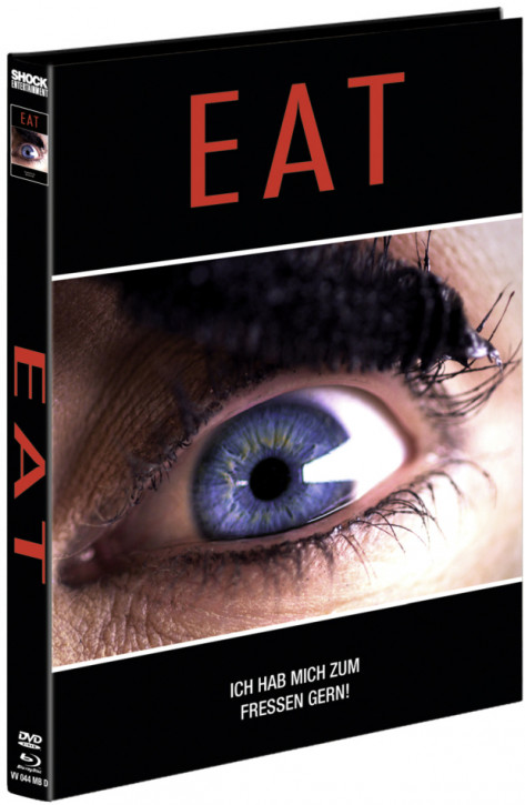 Eat - Mediabook - Cover D [Blu-ray+DVD]