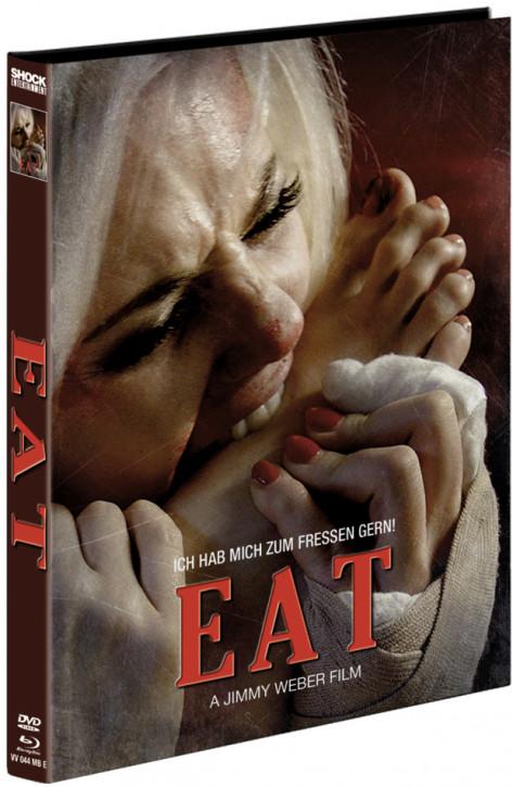 Eat - Mediabook - Cover E [Blu-ray+DVD]
