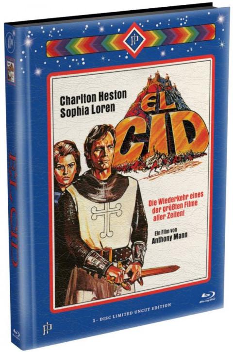 El Cid - Mediabook [Blu-ray]