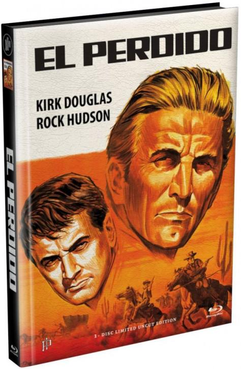 El Perdido - Mediabook [Blu-ray]