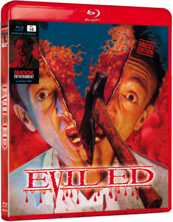 Evil Ed [Blu-ray]
