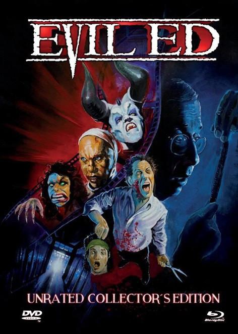Evil Ed - Mediabook - Cover A [Blu-ray+DVD]