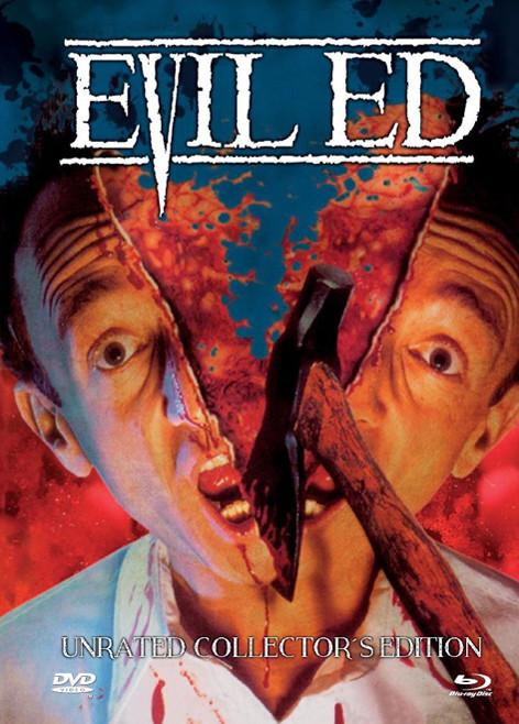 Evil Ed - Mediabook - Cover B [Blu-ray+DVD]