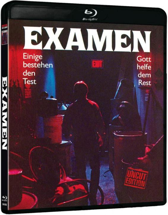 Examen (Final Exam) [Blu-ray]
